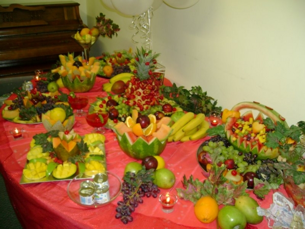 Fotos for Como secar frutas para decoracion