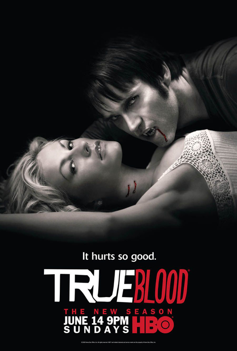 true blood rolling stone poster. true blood wallpaper eric.